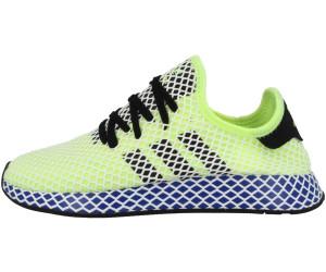adidas Deerupt Runner Herren Schuh SchwarzWeiß, 42