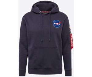 Alpha Industries Space Shuttle Hoody rep. blue ab 67,41