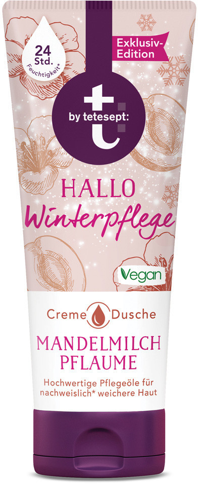 t: by tetesept Duschgel Hallo Winterpflege (200ml)