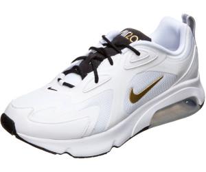 Nike Air Max 200 whiteblackmetallic silvermetallic gold