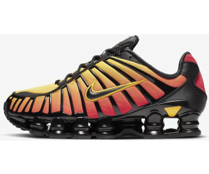 nike shox nere gialle