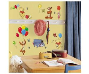 RoomMates Wandsticker Winnie the Pooh (38 Teile) mehrfarbig ...