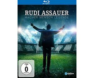 Rudi Assauer - Macher. Mensch. Legende. [Blu-ray]