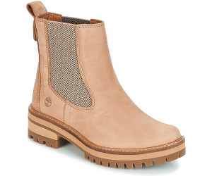 Timberland Courmayeur Valley Chelsea Boots Damen tawny brown