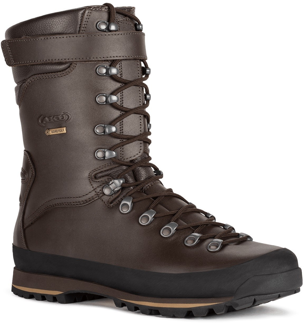 Aku Jager Evo High GTX brown