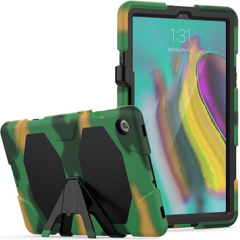 Image of Lobwerk 3in1 Case Galaxy Tab S5e Camouflage