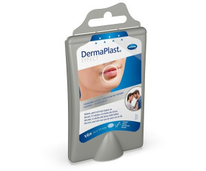 DermaPlast EFFECT Fieberblasen Pflaster (16 Stk.)