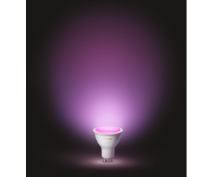 Philips Hue White and Color Ambiance GU10 Starter Kit