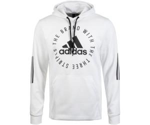 adidas Hoodie Sport ID GrauSchwarz