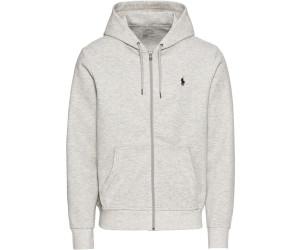 Ralph Lauren Double Knitted Full Zip Hoodie (710652313 023