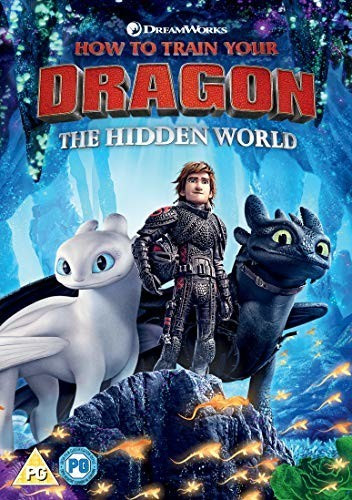 Image of How to Train Your Dragon: The Hidden World [DVD] [2019]