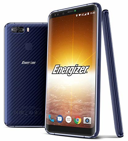 Image of Energizer Power Max P600S Blue Carbon
