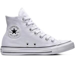 Converse Chuck Taylor All Star Precious Metals Textile Hi - white ...