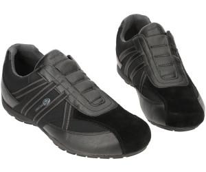 GEOX Herren Halbschuhe Schwarz Schuhe, Größenauswahl:43
