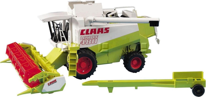 Bruder Claas Lexion 480 Mähdrescher (02120)