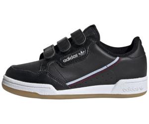 Adidas Continental 80 CF Kids core blackmaroonglow blue ab