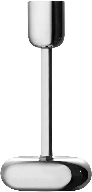iittala Kerzenständer Nappula (183 mm) - edelstahl