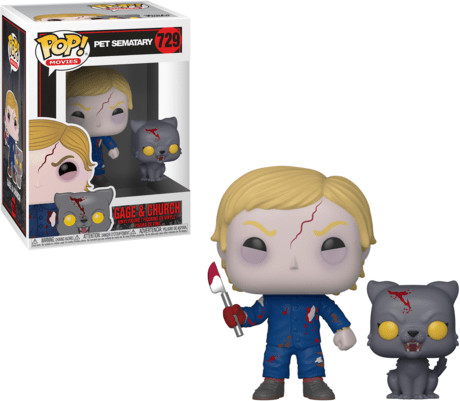Funko Gage & Church