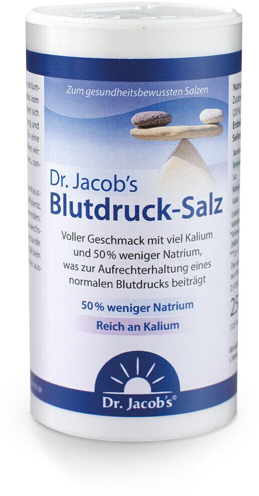 Dr. Jacobs Blutdruck-Salz (250g)