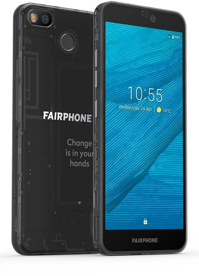 Image of Fairphone 3 without Headphone