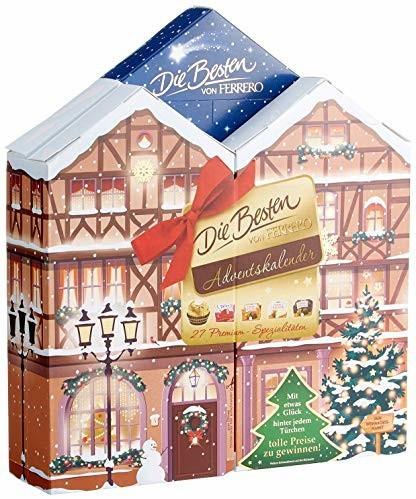 Ferrero Die Besten Adventskalender 2019 ab € 14,99
