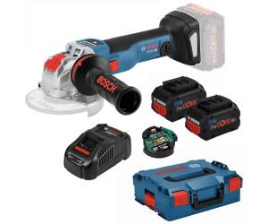 Bosch Professional Akku-Winkelschleifer GWX 18V-10 SC ohne Akku und ...