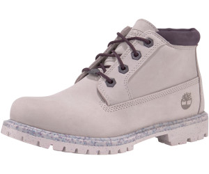 Timberland Women's Waterproof Nellie Chukka Double violet ab
