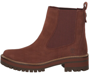 Timberland W Courmayeur Valley Chelsea Boot smoked paprika
