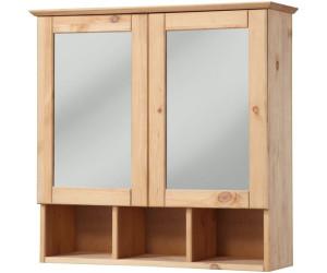 Konifera Spiegelschrank Landhaus Sylt Rügen 60cm  beige