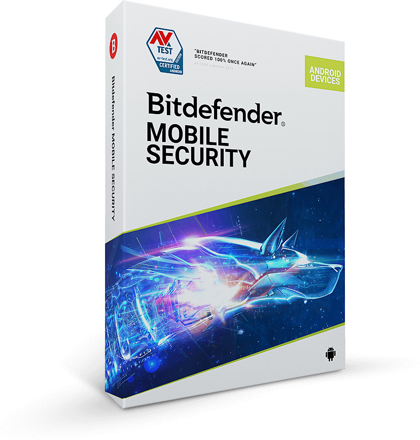 Image of Bitdefender Android Mobile Security 2020