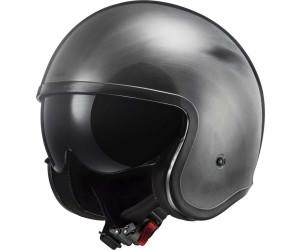 Titanium XS Taille XS LS2 Casque moto SPITFIRE MATT TITANIUM