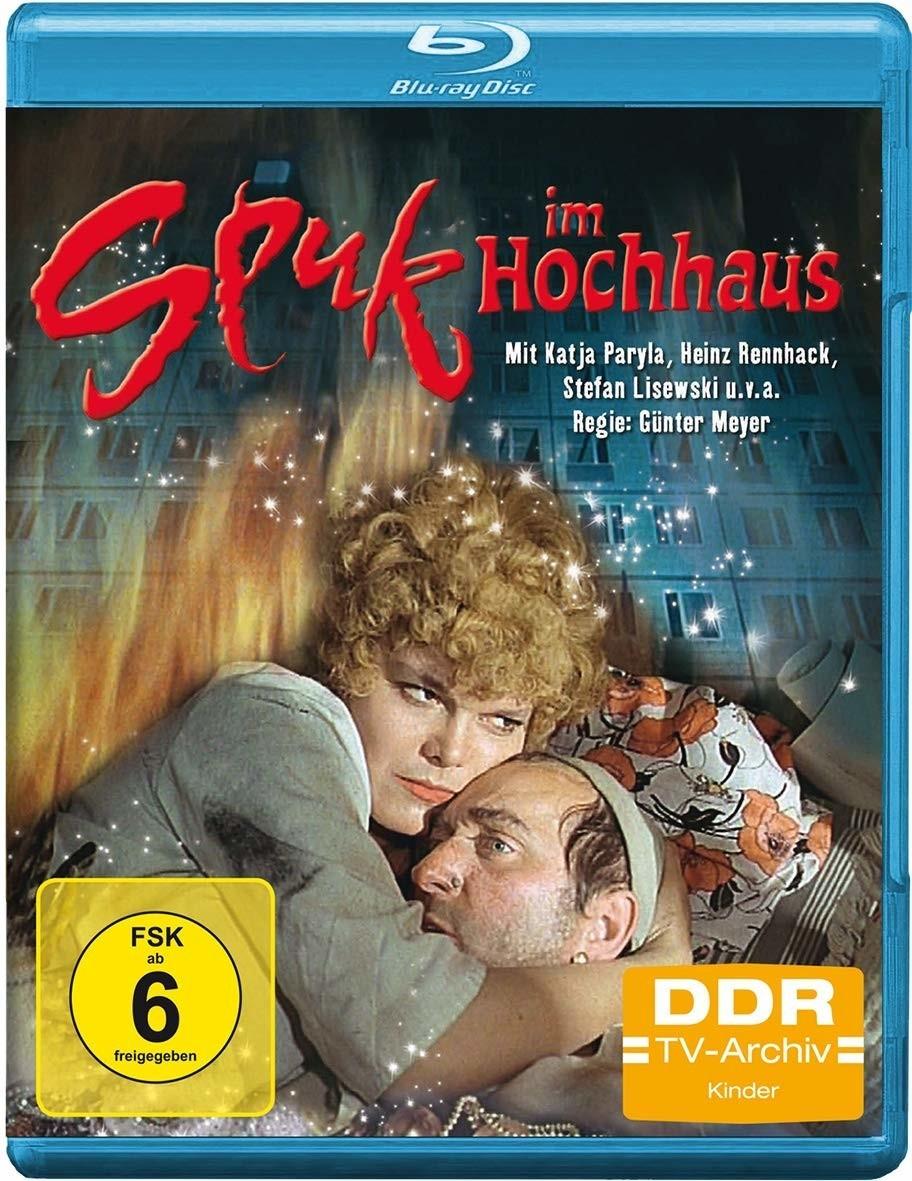 Spuk im Hochhaus [Blu-ray]