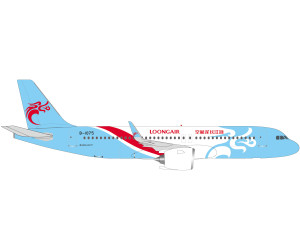 Herpa Loong Air Airbus A320neo (533775)