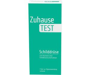 NanoRepro Zuhause Test Schilddrüsenunterfunktion TSH