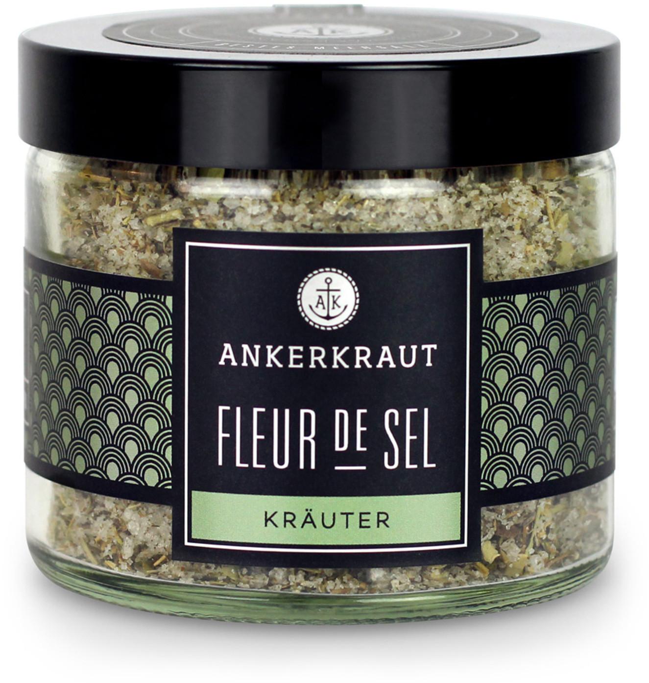 Ankerkraut Fleur de Sel Kräuter (135g)