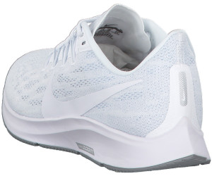 Nike Air Zoom Pegasus 36 Damen Laufschuh whitewhitehalf bluewolf grey AQ2210 100