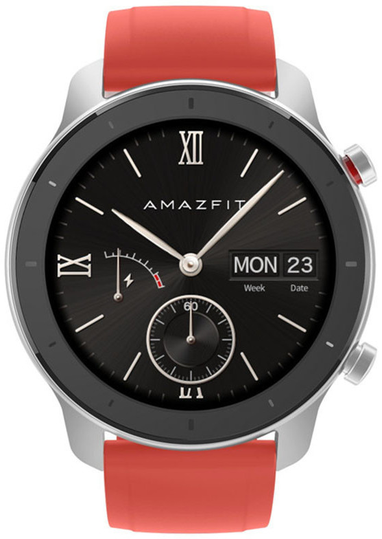 Image of Amazfit GTR 42mm Coral Red