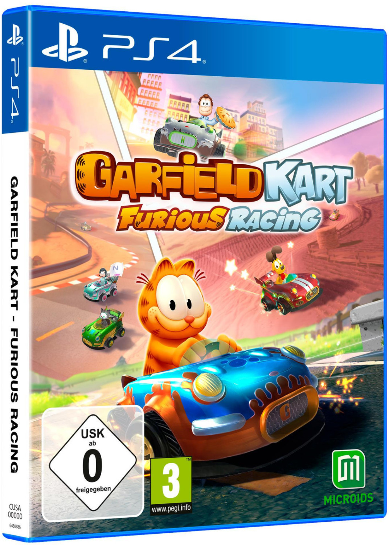 garfield kart furious racing ps4 ab € 2701