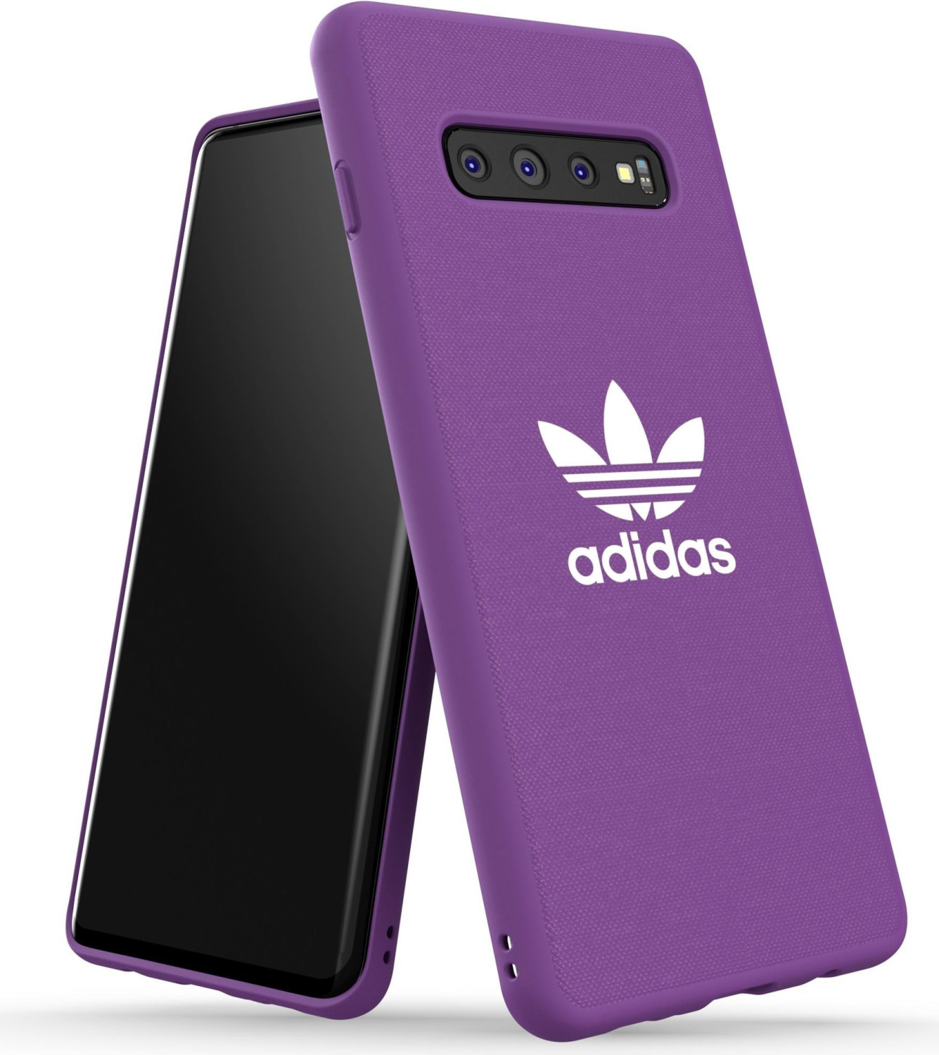 Image of Adidas Moulded Case (Galaxy S10+) Violet