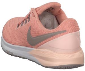 Nike Air Zoom Structure 22 Laufschuhe Damen pink quartz pumice wa