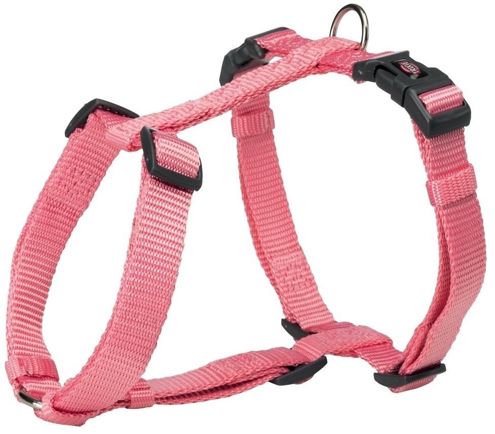 Trixie Premium Geschirr L-XL 75-120 cm/25 mm flamingo