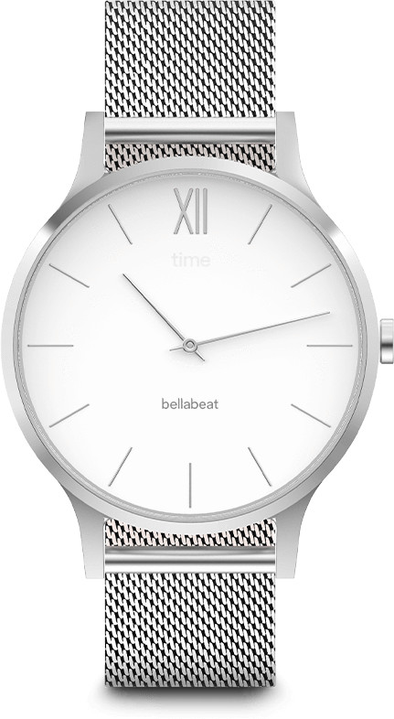 Image of Bellabeat Time Silver