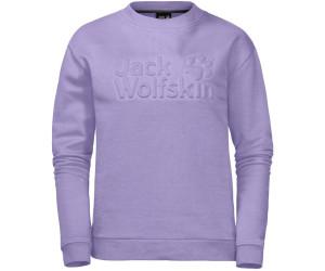 Jack Wolfskin Winter Logo Sweatshirt W ruby red (1707811