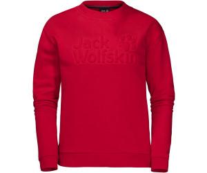 Jack Wolfskin Pullover Frauen Winter Logo Sweatshirt Women