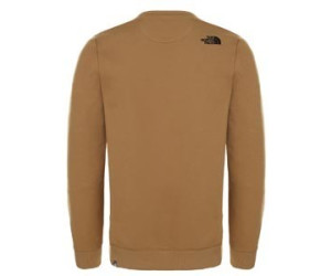 The North Face Men's Street Fleece Pullover british khaki a