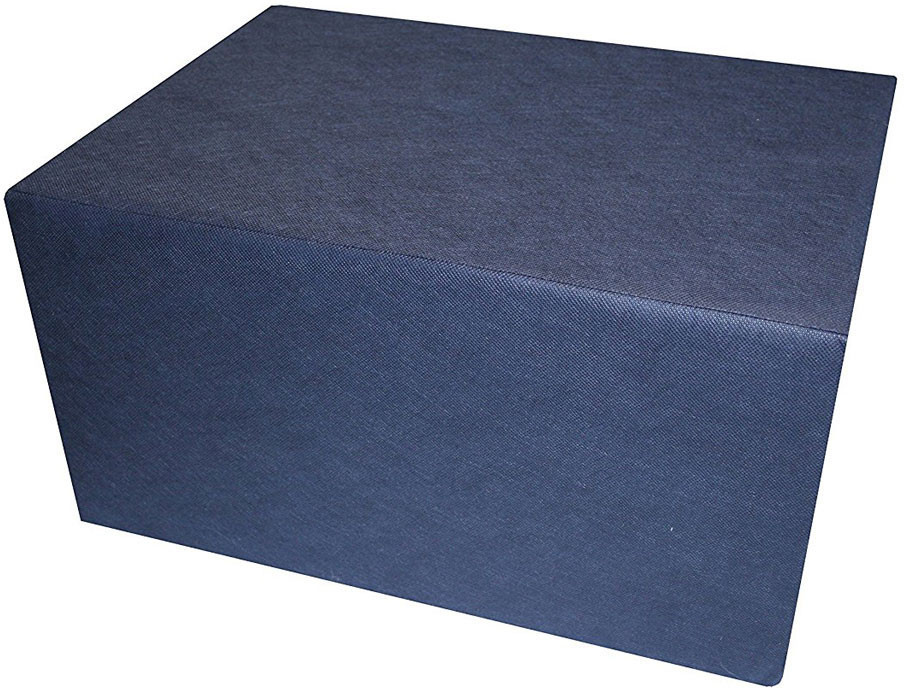 IWH Bandscheibenwürfel blau