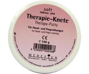 Medesign Therapieknete  Soft hellrosa (100 g)