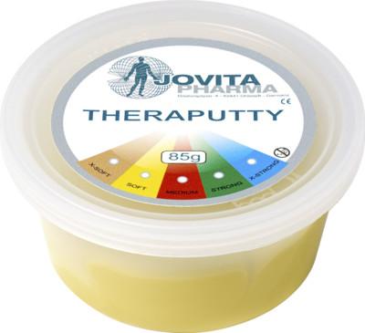 Jovita Pharma Theraputty Therapieknete  soft gelb (85 g)