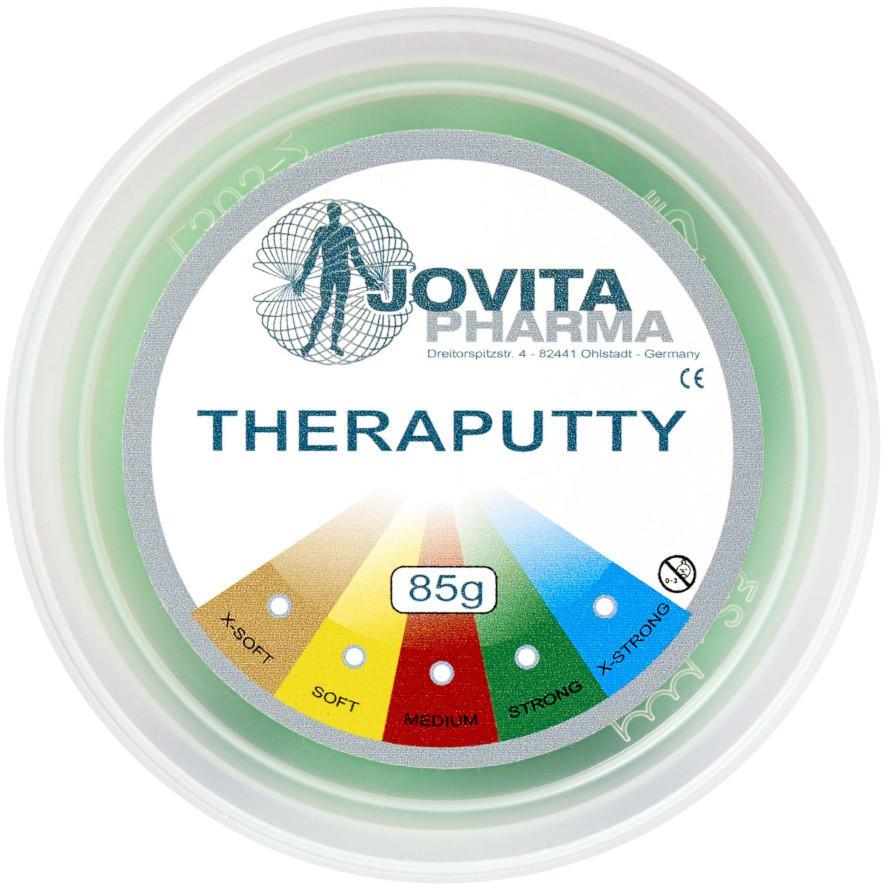 Jovita Pharma Theraputty Therapieknete strong grün (85 g)
