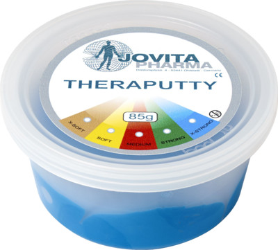 Jovita Pharma Theraputty Therapieknete x-strong blau (85 g)
